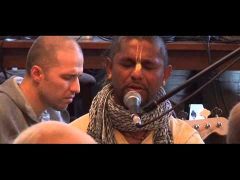 Киртан Мадхава прабху - feat. Бхакти Бринга Говинда Свами