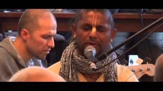 BALTIC 2012 - HG Madhava Prabhu kirtan with HH Bhakti Bringa Govinda Swami thumbnail