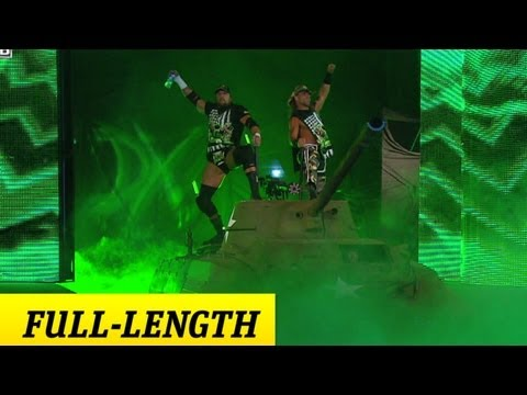 DX's SummerSlam 2009 Entrance
