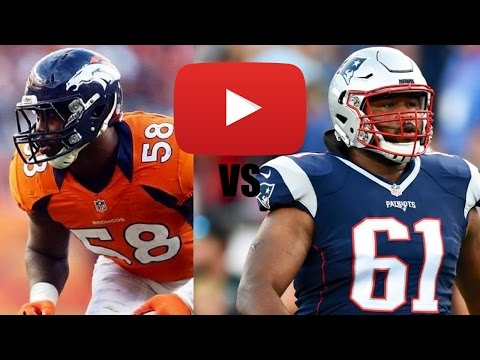 Von Miller vs Marcus Cannon Full Game Highlights (HD)