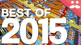 Minecraft: Top 10 Best Redstone Builds of 2015