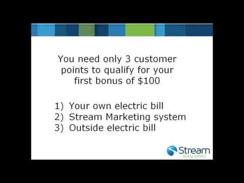 STREAM CUSTOMER GATHERING TRAINING ENERGY