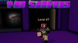 Roblox - Flood Escape 2 - Les serveurs Pro sont là!