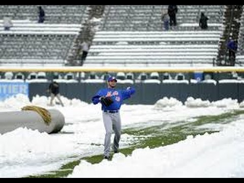 MLB Worst Weather Games (HD)