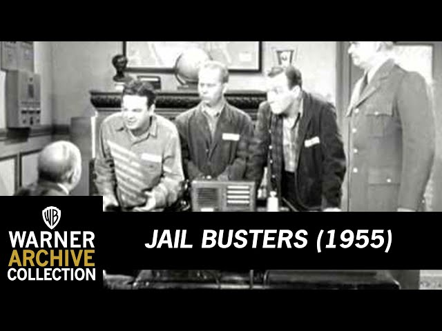 Jail Busters (Trailer)