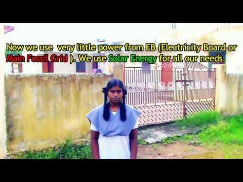 Sevalaya Green Micro Power Grid Project