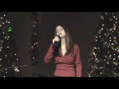 Oh Holy Night-Kelly-Lynn live at Church