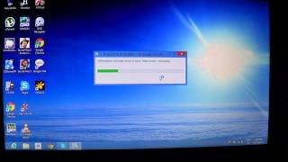 Windows 8 - How to install google chrome