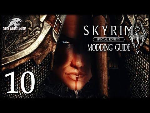 Skyrim Special Edition Modding Guide Ep10 - Converting Basic Mods