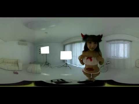 360度3DのVRで三上悠亜がBerryz工房踊ってみました! #360Video