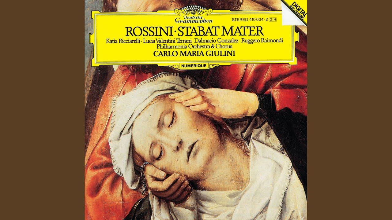 Rossini: Stabat Mater - 9. Quando corpus morietur - YouTube