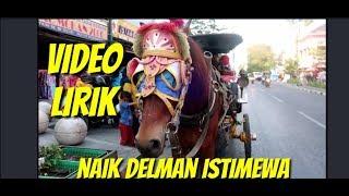 NAIK DELMAN ISTIMEWA - VIDEO+LIRIK _ LAGU ANAK INDONESIA