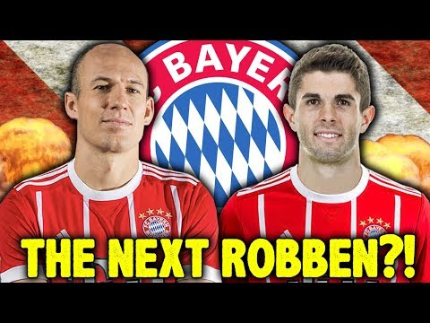 Is Borussia Dortmund's Christian Pulisic The Ideal Replacement For Arjen Robben?! | Euro Round-Up