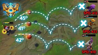 """19 Minutes """"PERFECT PRO OUTPLAYS"""" in League of Legends"""