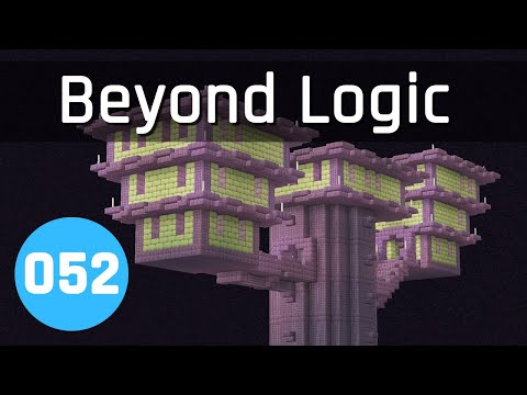 Beyond Logic #52: End Raiding and Minecon Earth | Minecraft 1.13