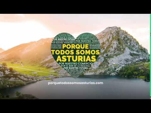 """VÍDEO Caja Rural """"Porque todos somos Asturias"""""""