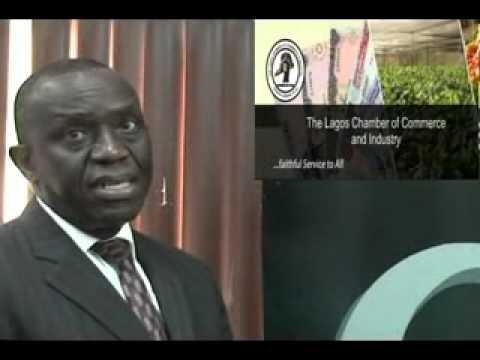LAGOS INTERNATIONAL TRADE FAIR 2012 - LCCI TV