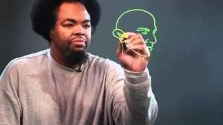 How to Draw Fake Facial Hair