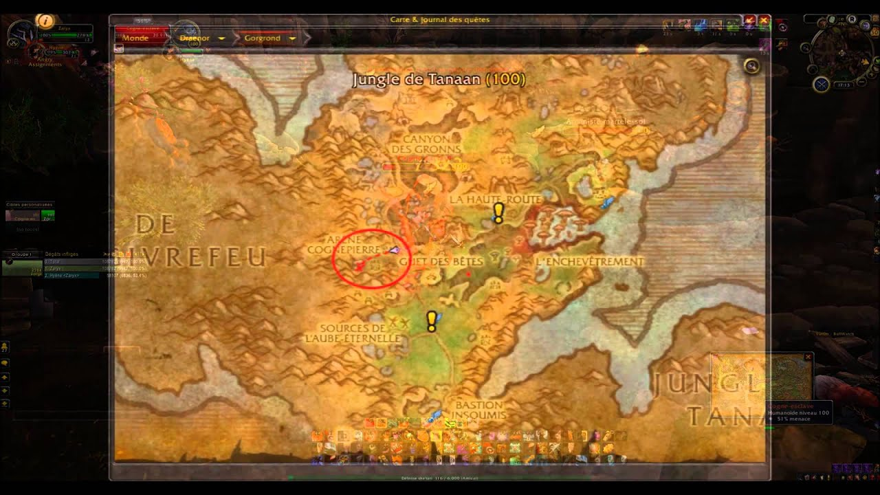 Guide d bloquer la tour des mage lvl 3 en 20 minutes for Crouqui des portail coulissant tours