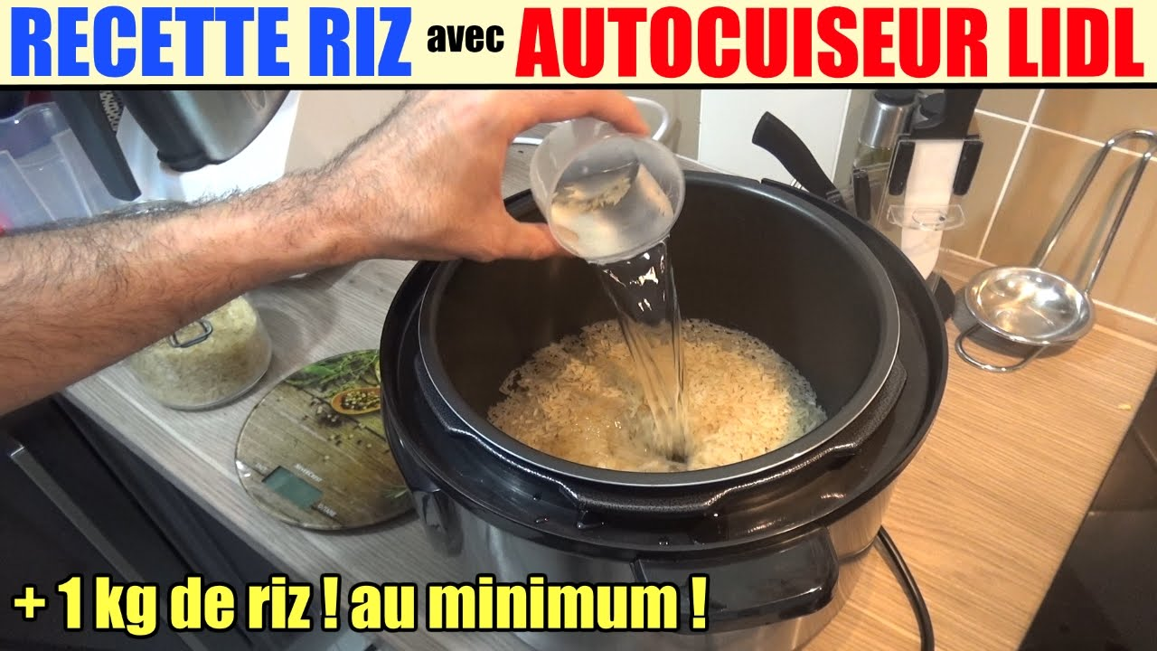 recette riz autocuiseur lectrique silvercrest sskt 900 electric pressure cooker elektrischer. Black Bedroom Furniture Sets. Home Design Ideas