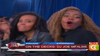 DJ Joe Mfalme mix magic #10Over10