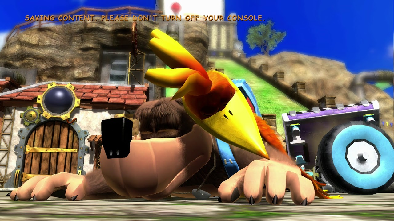 Banjo Kazooie Nuts 'n' Bolts (Xbox One) Opening - No Commentary