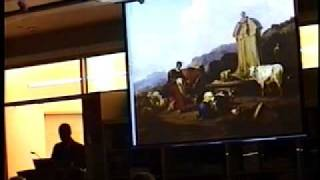 Fresno Met Museum - 4/11/09 Dutch Italianates lecture with Dr. Xavier Salomon - Part 4 of 7