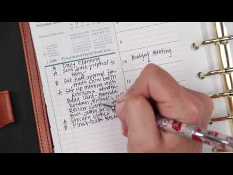 How to Use Your Planner to Prioritize