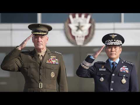 Gen. Dunford in Asia and Hawaii- Trip Recap