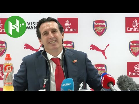 Arsenal 1-1 Liverpool | Birthday Boy Unai Emery praises stunning Arsenal improvement