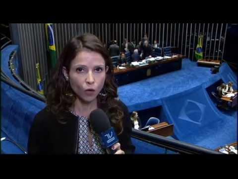 Senado abre sessão para decidir se Dilma irá a julgamento