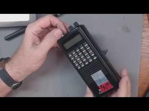 TRRS #0877 - Radio Shack Pro-46 Scanner Radio - YouTube