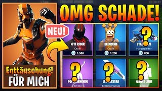 new! But disappointed 😭 Vertex Skin at Fortnite Daily Shop today