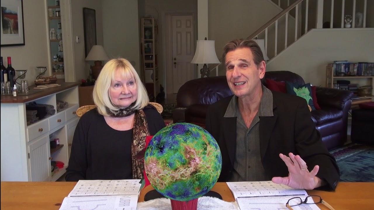 Ralph & Lahni's Planetary Calendar Forecast