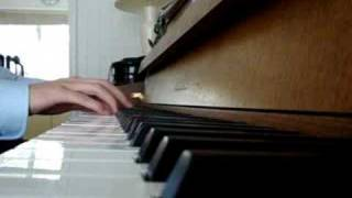The Lord of the Rings - The Ring Goes South on Piano