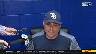 POSTGAME REACTION: Tampa Bay Rays at Blue Jays 09/20/2018