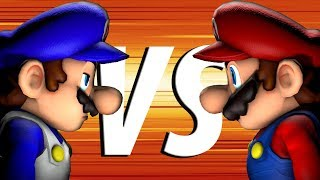 SMG4: War of the Fat Italians 2017