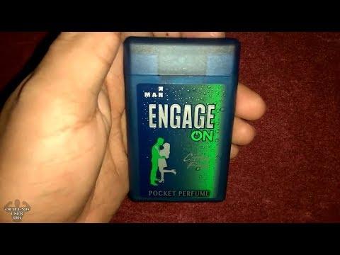 Engage Man Pocket Perfume| Citrus Fresh|Review|पुरुष पकेट इत्र हिंदी में समीक्षा