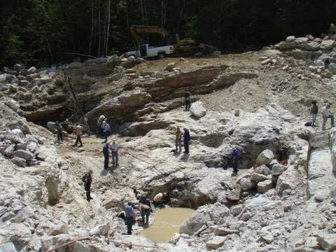 Mining Gemstones with America