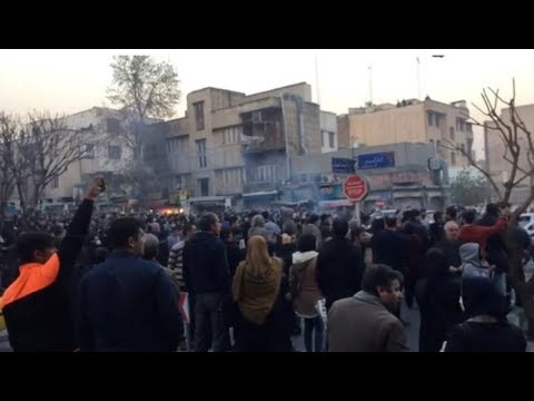 Iran Protests End, But Grievances Remain