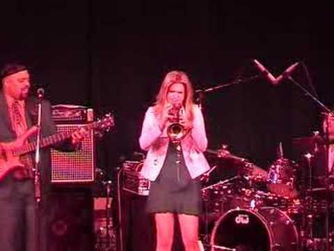 Tucson Jazz Society's New Years Eve Gala - Cindy Bradley