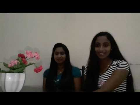 Ghanashyama vrindaranyam song singing by JOSNA and JESNA