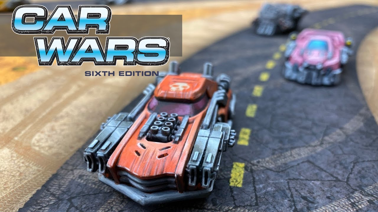 Image result for car wars kickstarter