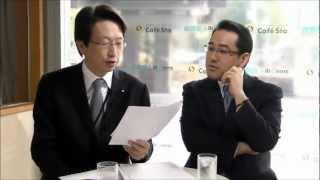 「CafeSta」カフェスタトーク 月曜担当・平将明議員(2012.4.16)