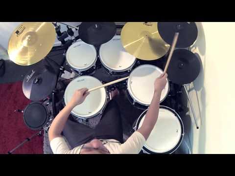 Bondan Prakoso & Fade to Black - Unity (drum cover) by Budi Fang