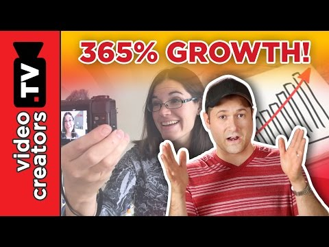 How I Grew Our YouTube Vlogs by 365% in 1 Year