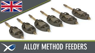 *** Coarse & Match Fishing TV *** Alloy Method Feeders
