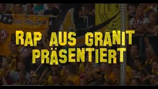 Rap aus Granit - Black and Yellow