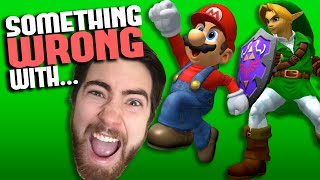 Something WRONG With Smash Bros. Melee - NEW SHOW, YAY!