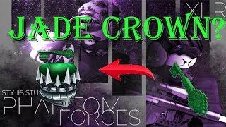 ROBLOX | Começando a Jade Key & Jade Crown of Silver! [Demonstração do evento ROBLOX]